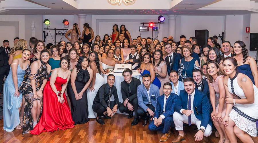 Hold your next school formal at The Bellevue Venue in Bankstown